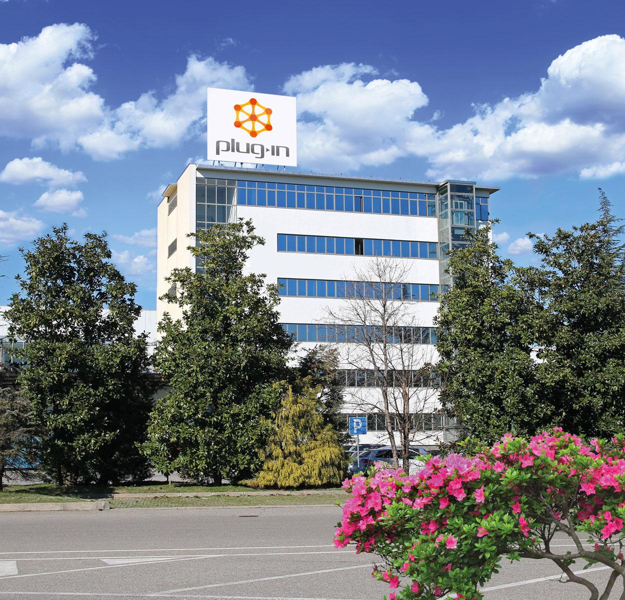 Plug-in Srl Headquarters