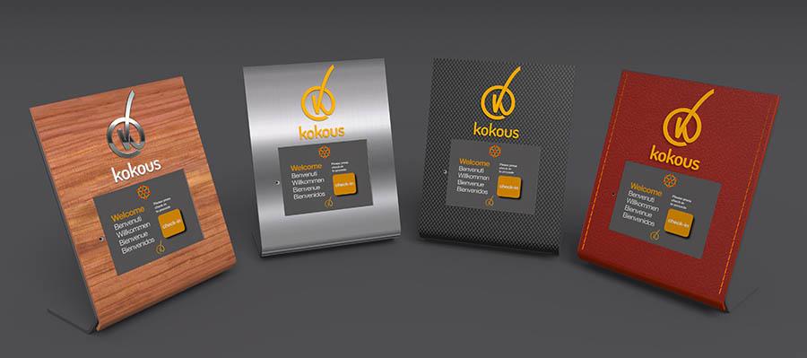 Plug-in Kokous: custom design