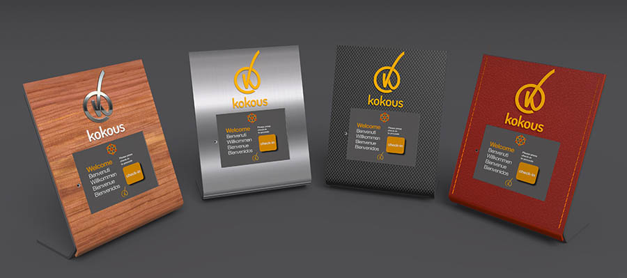 Kokous: finiture custom personalizzate