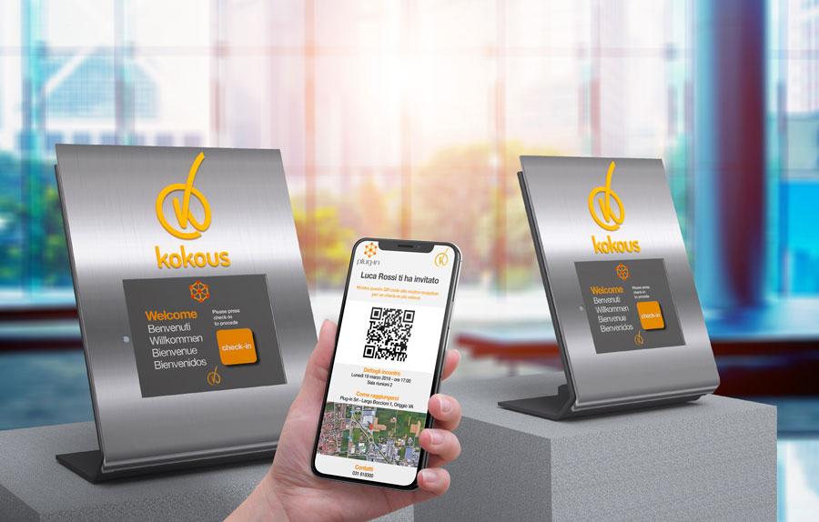 Visitor Management - Plug-in Kokous