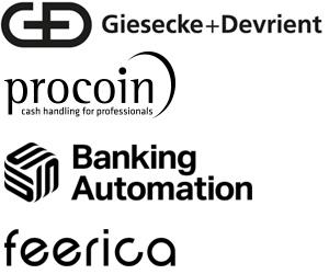 Plug-in Money Handling Partners e Tecnologie