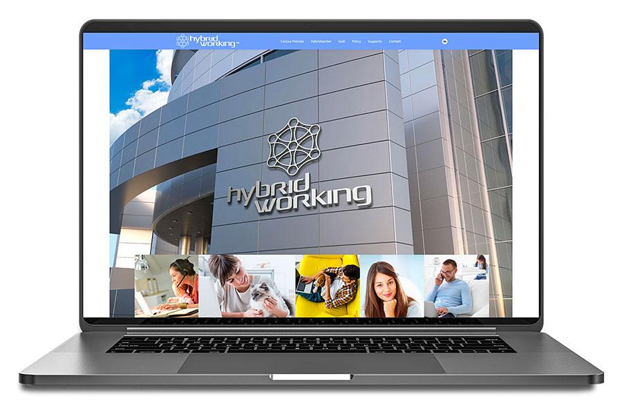Hybrid Working Cloud Portal