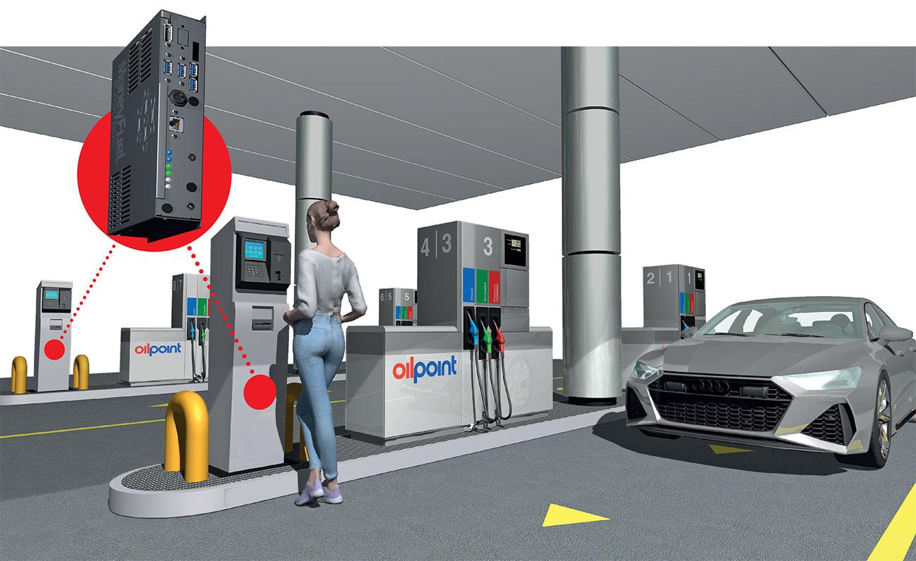 MoneyFuel Illustration | Fuel Retail